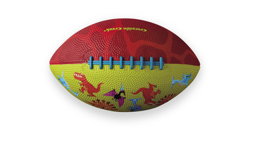 Dinosaurs Football picture