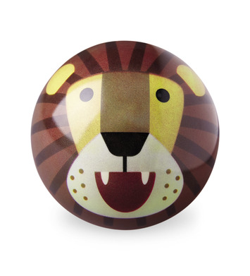 "4"" Lion Playball picture"