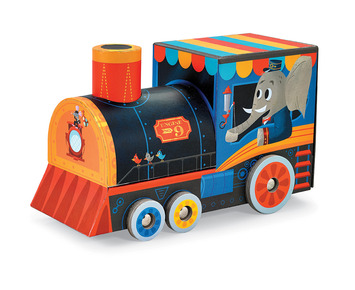 Locomotive Puzzle & Play picture