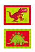 Dinosaurs Two-Sided Puzzle additional picture 1