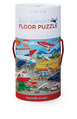 Busy Airport Canister Floor Puzzle