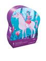36-pc Puzzle/Unicorn Forest