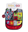 Kid's World Bib / Set of 2 / Travel Pouch additional picture 1