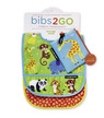 Little Jungle Bib / Set of 2 / Travel Pouch additional picture 1