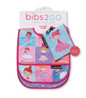 Sweet Dreams Bib / Set of 2 / Travel Pouch additional picture 1