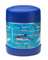 Sharks Food Jar