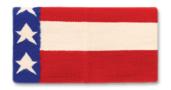 Patriot - 36X34 - Red/Wht/Roy