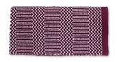 Ramrod Doubleweave - 32X64 - Burg/Blk/Crm