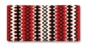 Arroyo Seco - 38X34 - Red/Crm/Blk/Redeth