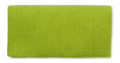 San Juan Solid Pony - 24X24 - Lime Green