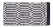 Ramrod Doubleweave - 32X64 - Blk/Gry