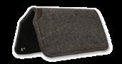 Wool under pad 30x30x1