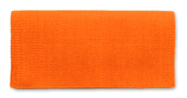 San Juan Solid Pony - 24X24 - Tangerine