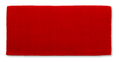 San Juan Solid Barrel Racer/Arab - 34X30 - Red