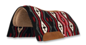 Las Cruces Woven Contour Pad Blk/Char/Ash/Red Earth/Red/Crm
