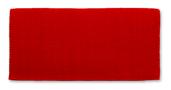 San Juan Solid Pony - 24X24 - Red