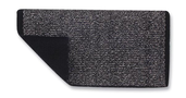 San Juan Metallic Reversible - 38X34 - Blk Silver/Blk