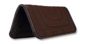 Western Pad - Chocolate - 32x32