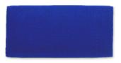 San Juan Solid Pony - 24X24 - Royal Blue