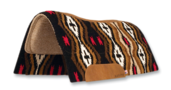 Las Cruces Woven Contour Pad Blk/Chest/Choc/Buck/Sand/Red/Crm