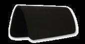 """Synfelt Black under pad 30x30x3/8"""""""