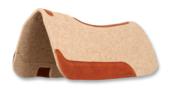 Wool Felt Contour Pad 32x32 Tan