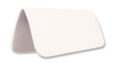"Synfelt White under pad 30x30x3/8"""