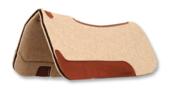 Wool Felt/Foam Contour Pad 32x32 Tan