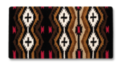 Las Cruces 36x34 Blk/Chest/Choc/Buck/Sand/Red