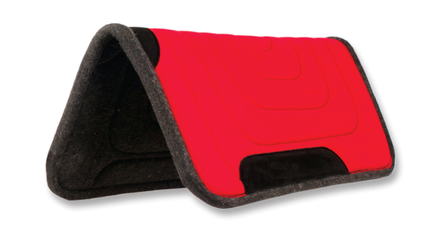 Western Pad - Red - 32x32 picture