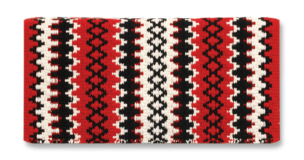Arroyo Seco - 38X34 - Red/Crm/Blk/Redeth picture