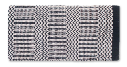 Ramrod Doubleweave - 32X64 - Blk/Gry picture