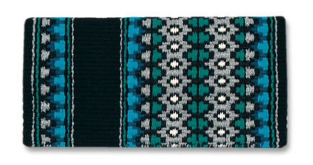 Starlight 40x34 Blk Met/Sft Turq/Charc/Gry Sil Met/Ocean Bl/Teal picture