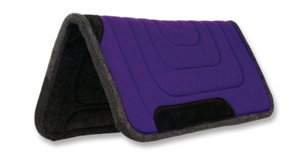 Western Pad - Purple - 32x32 picture