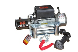 downloads Ramsey Winch Solenoid Wiring Diagram installation and operating instructions