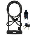 290mm U-Lock W/Cable & Bracket UL-290C