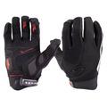 RLM-BK (2020) Men's Full Finger RX Glove Black