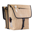 PB-2BRN Pannier Double Bag Brown