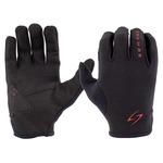 SLM-BK (2020) Men's Full Finger Starter Black Glove