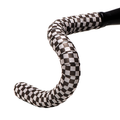 BT-REFBKWT Reflective Bar Tape - Black/White Checkered