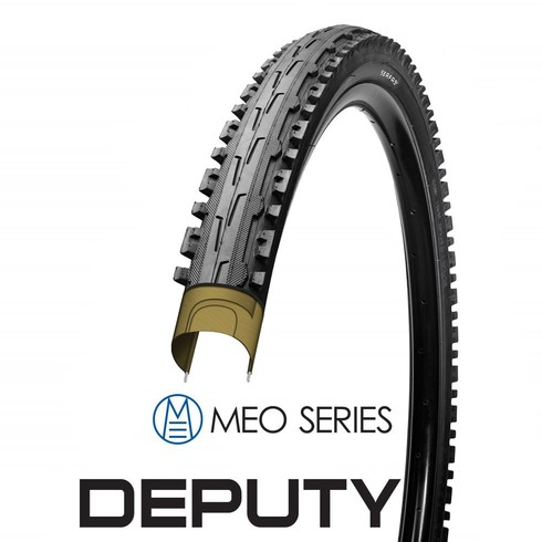 Deputy Tire MEO-26-1.95 picture