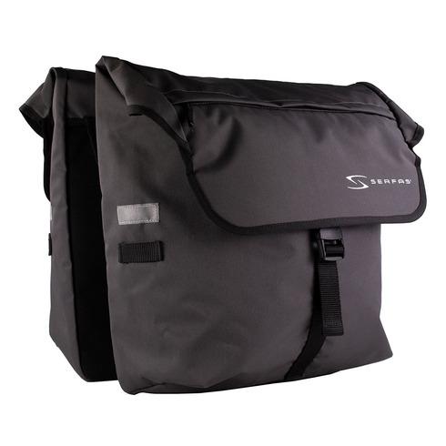 PB-2BLK Pannier Double Bag Black picture