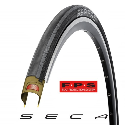 STK SECA Road w/FPS Wire Bead Tire picture