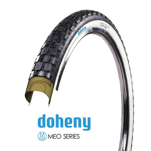CTW-26 Doheny Cruiser White Wall Tire picture