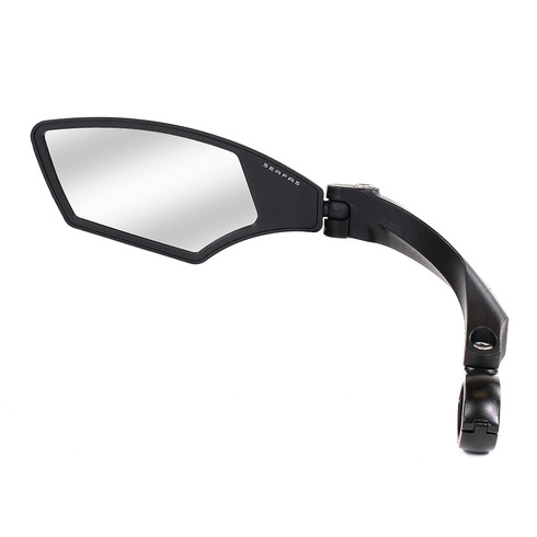 MR-4 Handle Bar Mirror Glass Lens (Single - Left, Right) picture