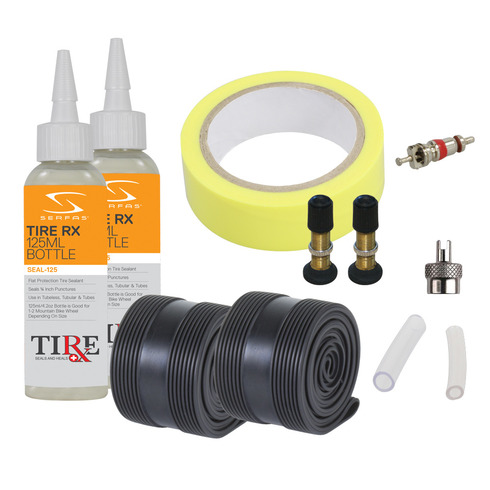 SEAL-UNIKIT-S Tubeless System Schrader Universal picture