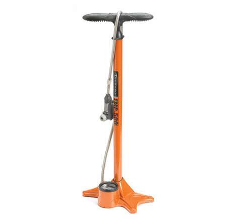 Orange Floor Pump FMP-500O picture