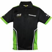 FS3 Kawasaki Team Polo (M)