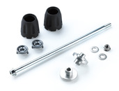 Front axle protector