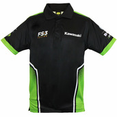 FS3 Kawasaki Team Polo (XL)